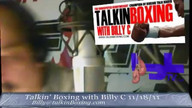 Talkin' Boxing With Billy C November 19, 2011 5:22 AM