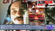 Talkin&#039; Boxing With Billy C December 1, 2011 2:54 AM