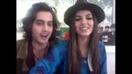 Victoria Justice - Live Chat (12/3/2011)