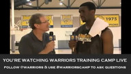 Training Camp Live: Ekpe Udoh - 12/11/11