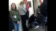 Hunger Strikes block John Boehner's Office