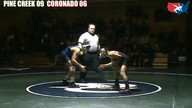 HS Wrestling: Coronado at Pine Creek