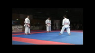 Karate | WKF | Kata Team Male Sen, Salzburg 2011
