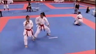 Karate | WKF | Kata Team Female Sen, Istanbul 2011