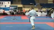 Karate | WKF | Kata individual Male Sen, Istanbul 2011