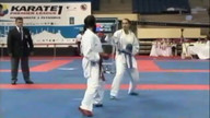 Karate | WKF |  -61 Kumite Individual Female Seniors
