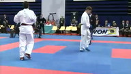WKF | Karate | Paris 2012 | Part 6