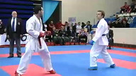 WKF | Karate | Paris 2012 | Day 2 | Part 3