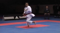 Karate | WKF | Kata individual Male Sen, Paris 2012