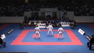 Karate | WKF | Kata Team Male Seniors, Paris 2012