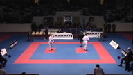 Karate | WKF | +68 Kumite Individual Female Seniors, Paris 2012