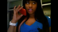 i luv nicki she hella funny and beautiful AF unique and very creative  ******gettin all up close and presonal*******