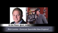 Rich Levine's road trip to Super Bowl 46