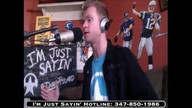 Barstool Sports' Jerry Thornton picks Patriots