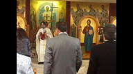 Greek Orthodox Church recorded live on 3/4/12 at 11:07 AM EST