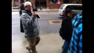 occupycleveland_live recorded live on 3/5/12 at 9:46 AM EST