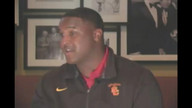 Tee Martin talks about joining the USC staff