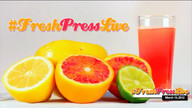 #FreshPressLive - March 15, 2012