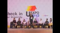 เทปบันทึกภาพงาน Uexpo 2012 วันที่ 8/04/2555 ตอนที่ 4