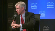 The Rockefeller Foundation Centennial: Steven Rattner, Michael Chertoff, Christiana Figueres