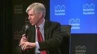 The Rockefeller Foundation Centennial: Steven Rattner, Michael Chertoff, Christiana Figueres