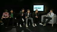 The Wanted Live Q&amp;A