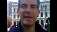 Eric Garcetti at CicLAvia