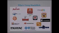 StackMob Presents at Under the Radar 2012: Consumerization of IT