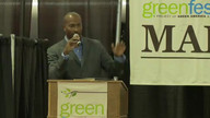 Van Jones at Green Festivals