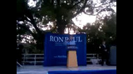 Ron Paul at UC Davis May 3rd, 2012