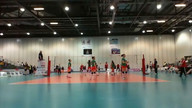 UKSG Volleyball Match F5