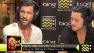 Maks and Val Chmerkovskiy Talk About Week 8 Performances on Dancing with the Stars