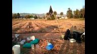 Occupy The Farm - My 1st Night!