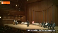 Prize Winner Ceremony of Tokyo International Viola Competition 03/06/2012 | 第2回 東京国際ヴィオラコンクール 授賞式