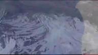 Base jumping off the Himalayas