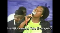 Zetwal d'Haiti - Li kanpe