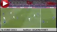 Italia vs Inglaterra en la EURO 2012