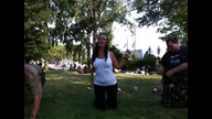 Freedom Yoga at #NatGat