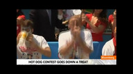 Nathan&#039;s hot dog eating contest