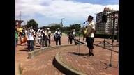 7.15大きなデモだね!国民の生活を守るために脱原発デモが必要だ! #野田退治デモ 第2弾 #脱原発船橋 #IWJ_CHIBA1 は録画されました12/07/15 13:09 JST