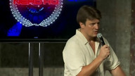 Nathan Fillion 2nd Panel Live from Nerd HQ 2012