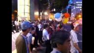 20120720「北海道庁前 反原発抗議行動」ファミリーエリア