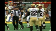 San Antonio Talons at Iowa Barnstormers (1/2)