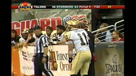 San Antonio Talons at Iowa Barnstormers (2/2)