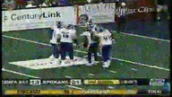 Tampa Bay Storm at Spokane Shock