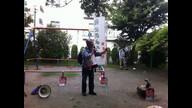 「NO!だ&エダNO!船橋大宮同時行動」#IWJ_CHIBA1 は録画されました12/07/22 15:49 JST
