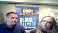 Blaine and Allyson Chat Live!