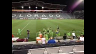 Colorado v Washington Special Olympics 07-28-2012