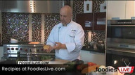 Chef Lou Swartz Demonstrates Panzanella Salad and Cherry Clafoutis