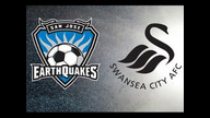 Quakes v Swansea